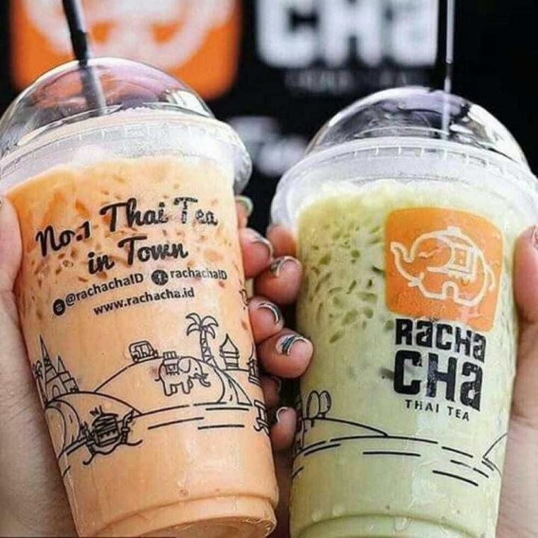 Memang Lagi Trending, 4 Minuman Thai Tea yang Harus Dicicipi Anak Millenial