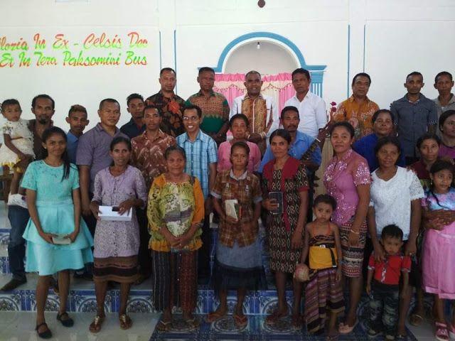 Wakil Bupati Flores Timur Natal di Dua Desa