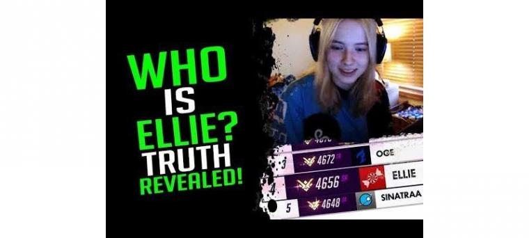 Ellie, Pemalsuan Identitas oleh Gamer