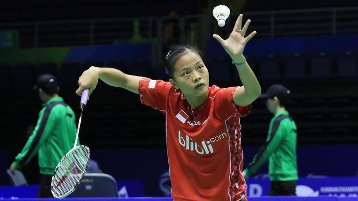 Thailand Masters 2019, Fitriani Melaju ke Semi Final