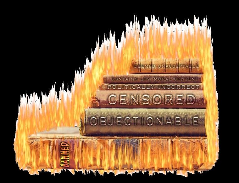 Nestapa Judul Buku yang ''Meresahkan''