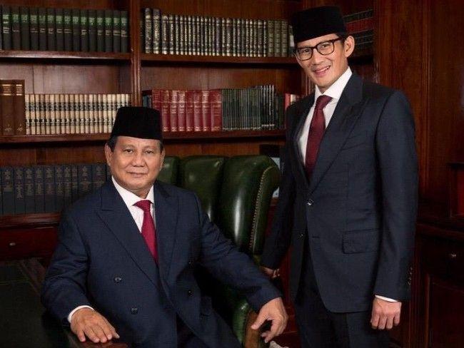 """Kubu Prabowo-Sandi Sedang """"Dihajar"""" dengan  Hoaks"""