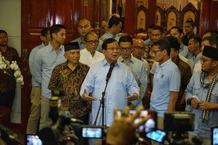 Serial Kebohongan Prabowo, Godham City dan Kendali di Ruang Kontrol