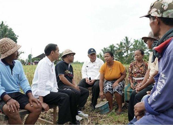 Menengok Cara Pandang Jokowi soal Keadilan dan Pembangunan