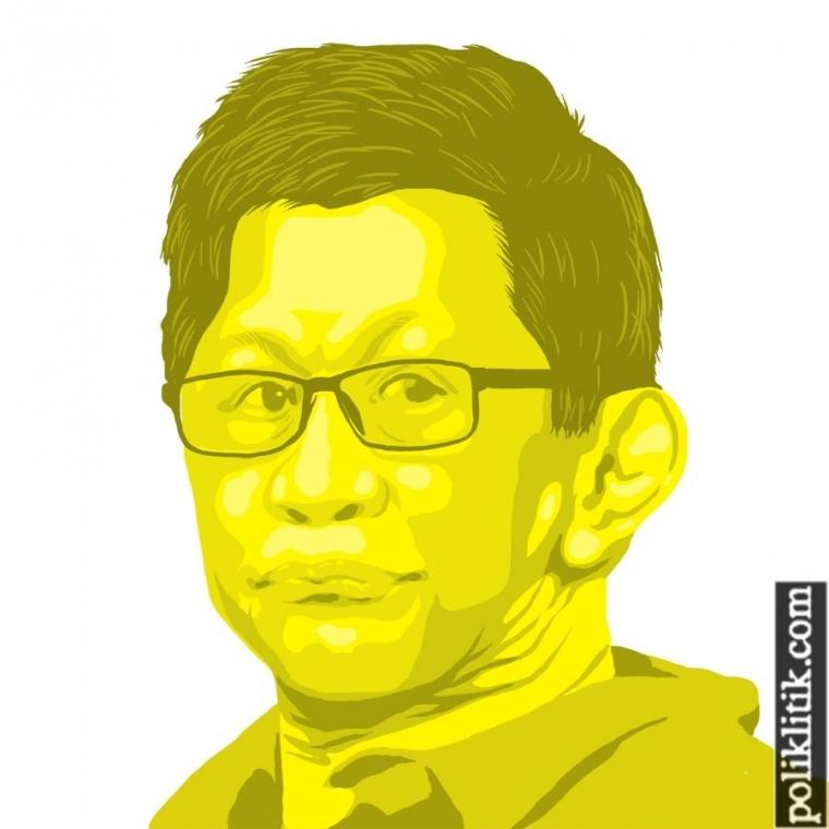 """Dalam Pusaran Politik Indonesia, """"Liberal"""" Berarti Tengah"""