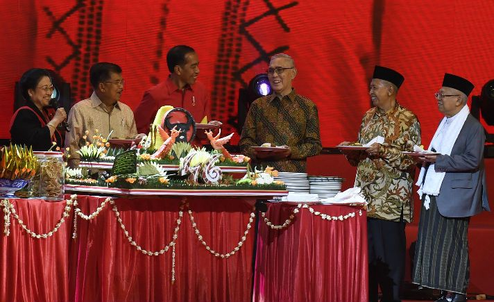 Lima Pria Berpengaruh di Sekitar Megawati