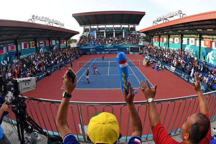 Mengintip Persiapan Venue Asian Games 2018 di Palembang
