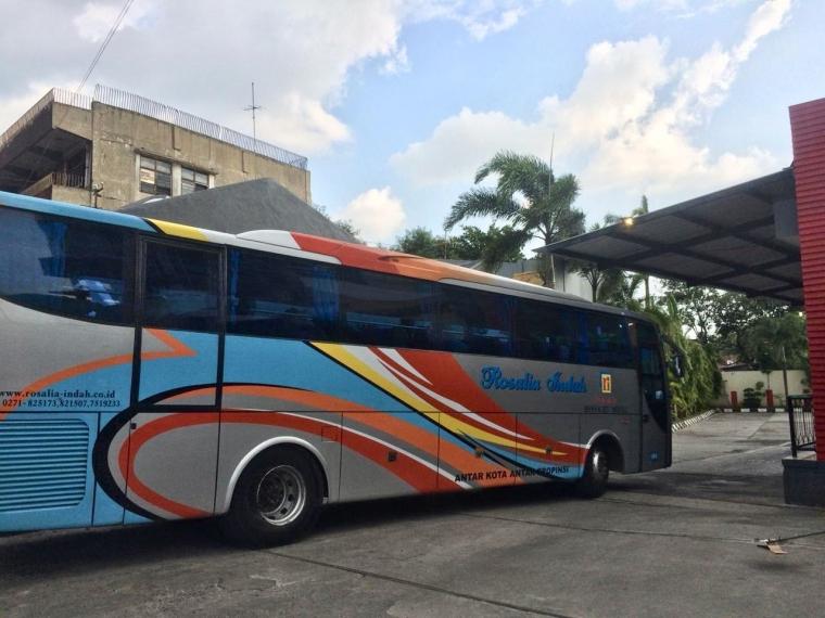 Tarif Tiket Bus Rosalia Indah Januari 2019 Keberangkatan Solo