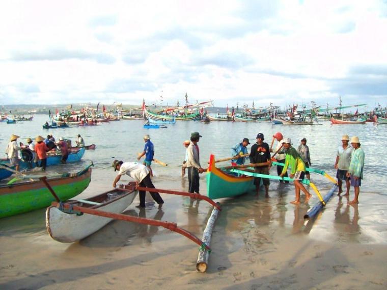 Nelayan Tangguh dari Muncar