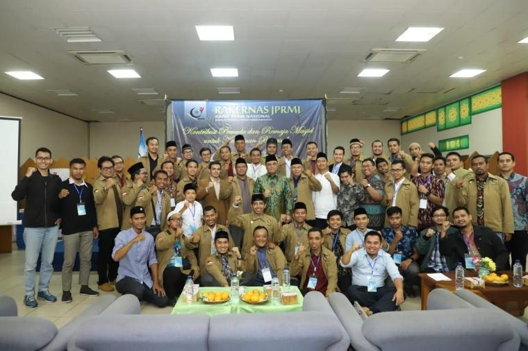 Dalam Rumah Besar DMI, Remaja Masjid Berkonstribusi terhadap Peradaban Baru Islam