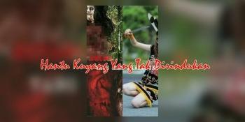 Download 970 Gambar Hantu Kuyang Terbaik Gratis HD