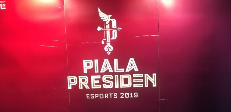 Turnamen Piala Presiden Esports 2019 Resmi Digelar