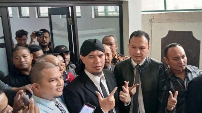 Ahmad Dhani Dizalimi oleh Rezim Jokowi?