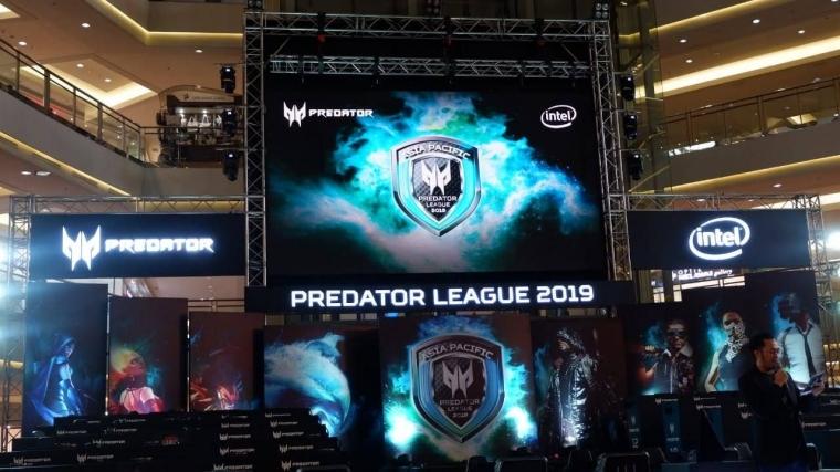 Kompetisi Asia Pacific Predator League 2019 Siapkan Indonesia Jadi Juara