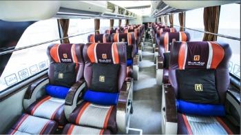 73 Gambar Kursi Bus Pariwisata Gratis Terbaik