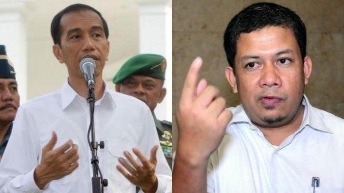 Fahri Hamzah Ingin Membantu Jokowi?