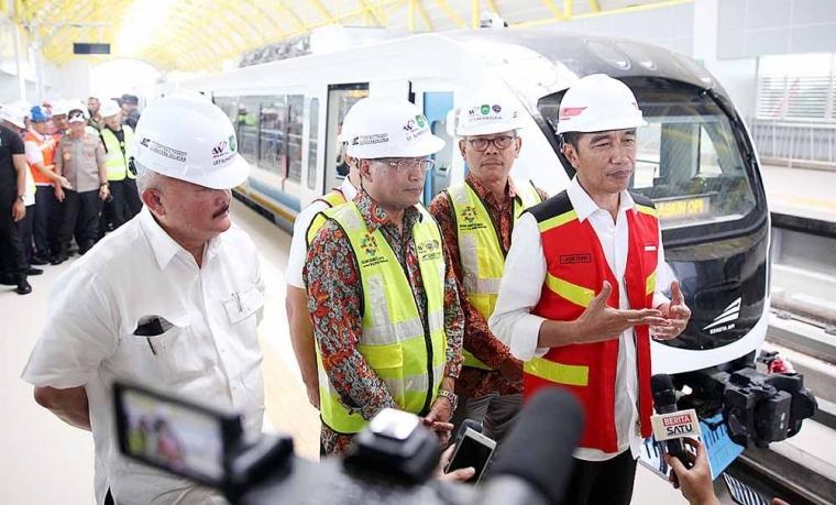 LRT di Palembang, Pesimis atau Optimis?
