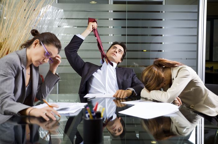 8 Penyebab Ketidakpuasan Kerja