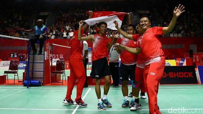 9 Pemain Tunggal Indonesia Menyusul Rekannya ke Babak Kedua Iran Fajr International Challenge 2019