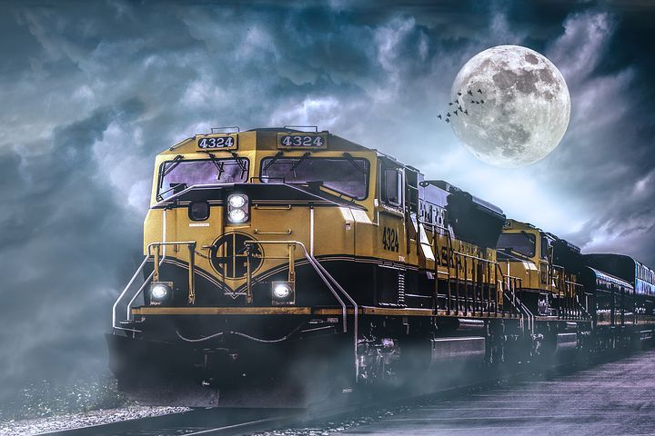 Cerpen | Kereta Malam