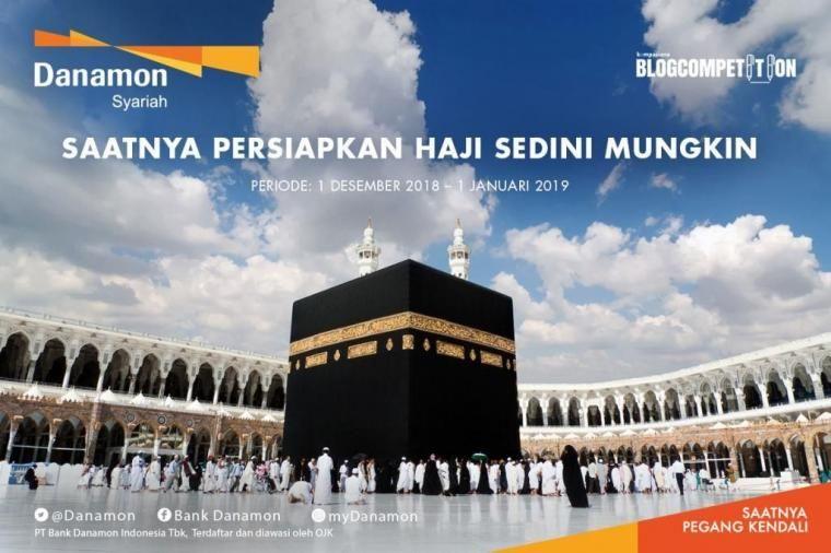 Inilah Kompasianer yang Dapat Tabungan Haji Danamon Senilai Rp 25 Juta!