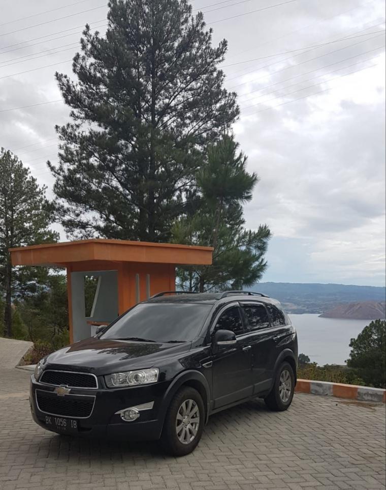 Chevrolet Captiva Si Badak Anti Mainstream Oleh Kacangsihobuk