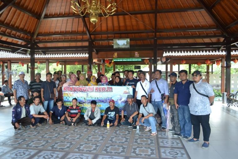 Kunjungan Kerja dan Studi Banding Pemerintah Desa Gondangwinangun