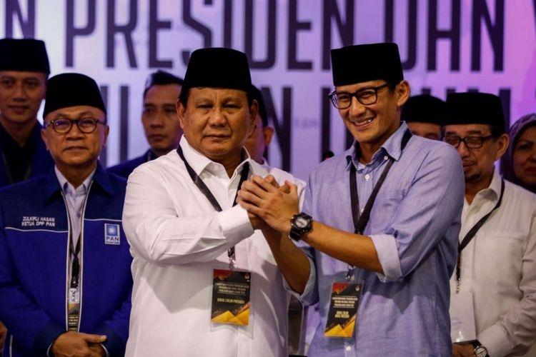 Alasan Saya Memilih Prabowo Subianto-Sandiaga Uno