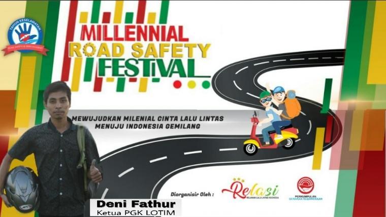 Melenial Road Sefety Festival
