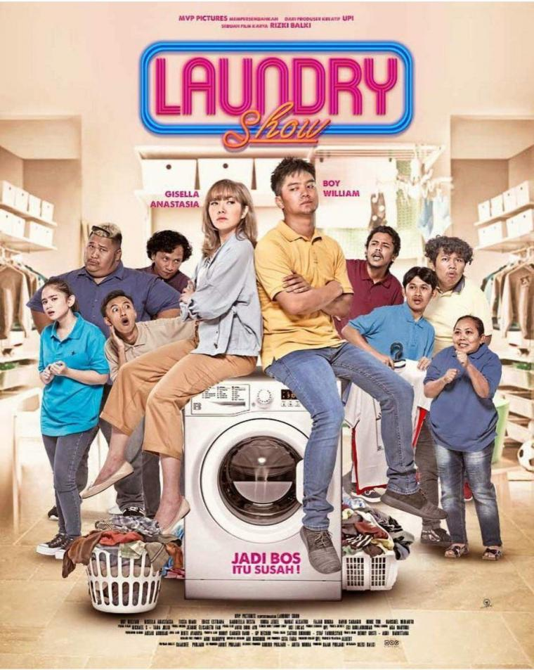 Laundry Show dan Kenangan Masa Kecil