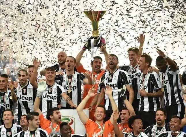 Juventus Sudah Pasti Juara, Seri-A Semakin Tidak Menarik