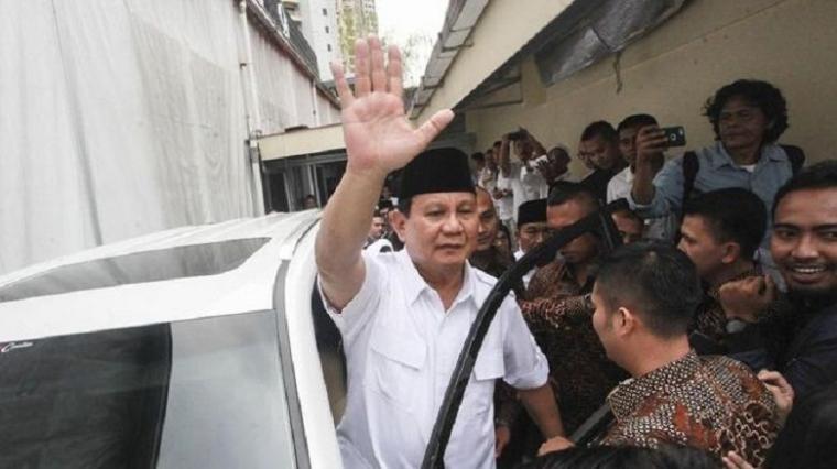 Ngakunya Fans Prabowo, Nyoblos Kagak!