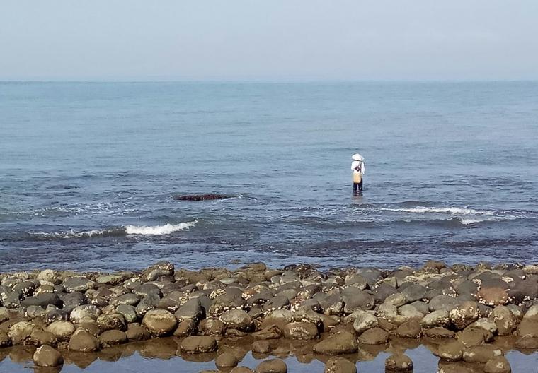 Puisi   Mendiamkan Laut