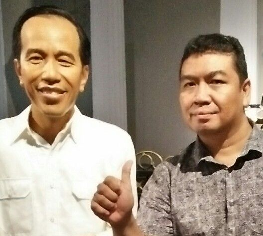"Yakin Beliau Bukan Pemimpin ""Karbitan"", Kini Sahabatku Pilih Jokowi"