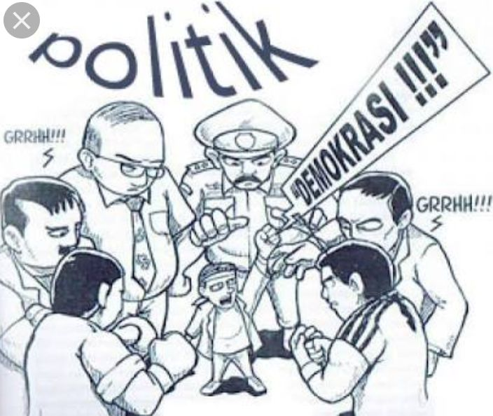 Politisi Tunggu Momen?