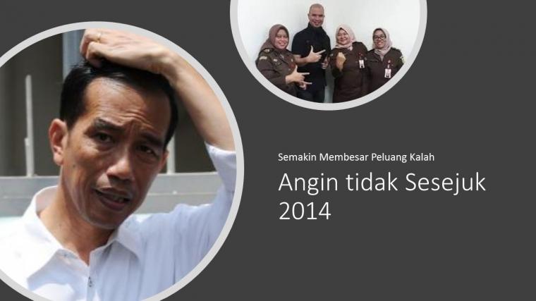 Jokowi Diambang Kekalahan?