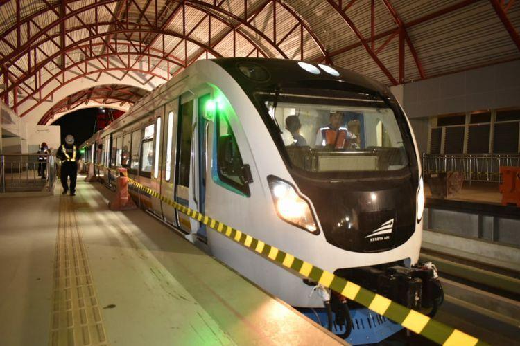 LRT Palembang Dikritik Prabowo, Bagaimana Masa Depan LRT Jabodebek?