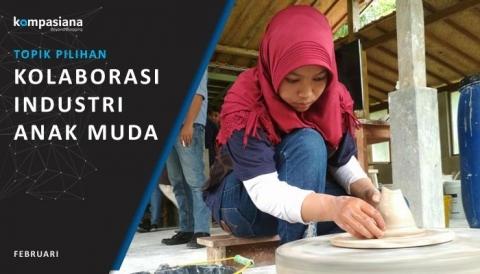 Kolaborasi Industri yang Diinisiasi Anak Muda