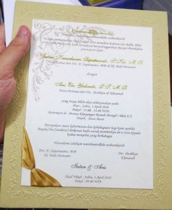 Undangan Pernikahan Kompasianacom