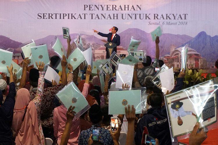 Rezim Orde Baru dan Ambivalensi Prabowo di Hadapan Reformasi Agraria Jokowi