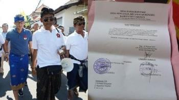 Penolakan Warga Tabanan Bali Dan Rencana Sandiaga Ubah Bali