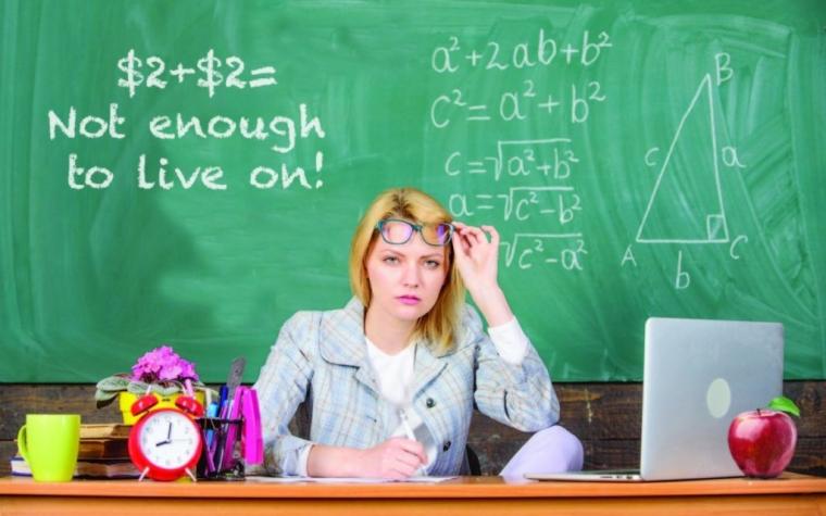 Menjadi Guru Mandiri Ekonomi