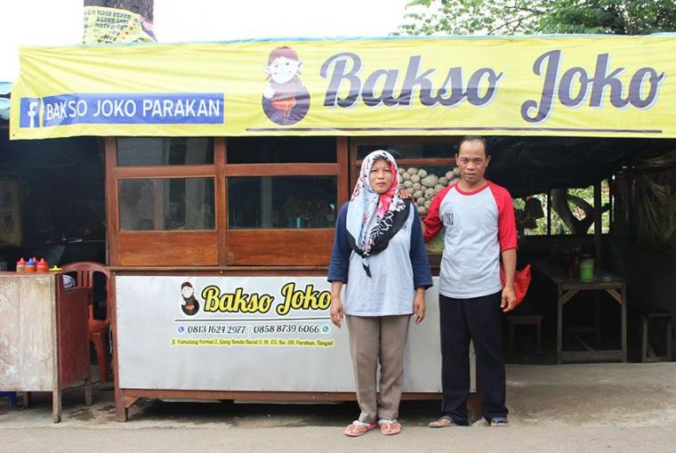 KPM PKH: Harapan Cerah Daniyah dan 'Bakso Joko'