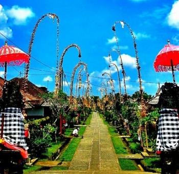 Wisata Halal Di Bali Mencederai Nurani Masyarakat Bali