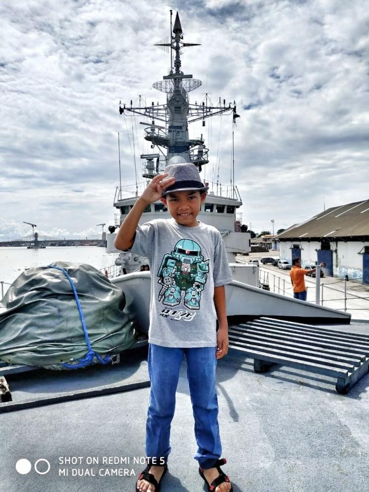"""Mengunjungi """"Open Ship"""" Jala Yudha 2018 Palembang"""