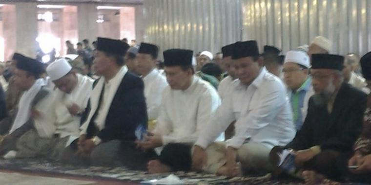 Fenomena Status Keimanan Prabowo dan Maraknya Politik Keislaman