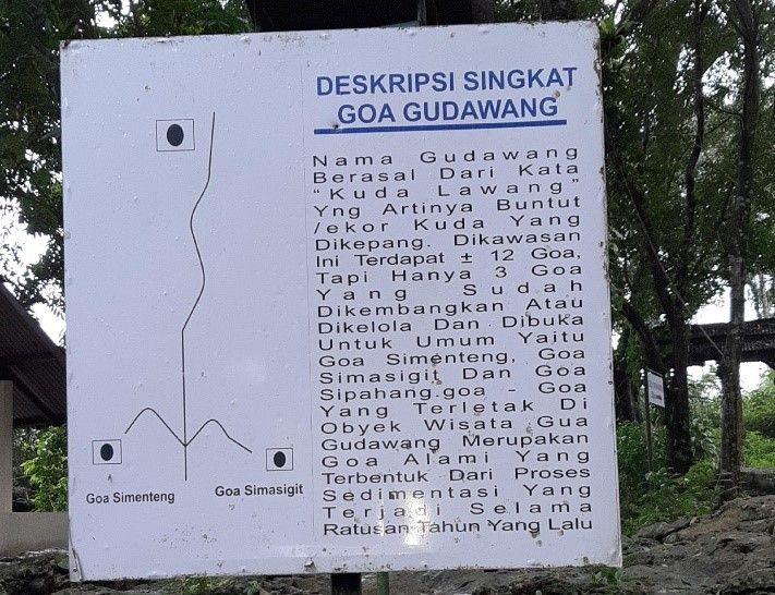 Goa Gudawang, Salah Satu Legenda di Bogor