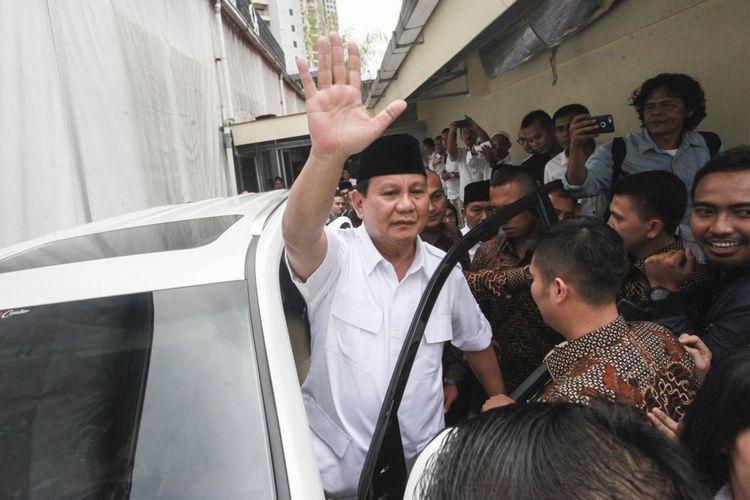 Iklim Politik Keislaman Menjadi Bumerang Prabowo