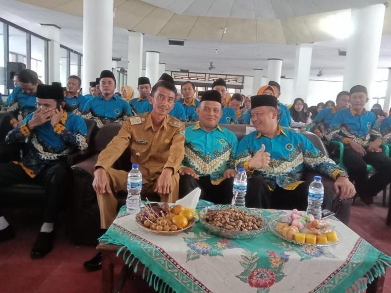 Pelantikan DPD PGMI Kota Banjar Masa Bhakti 2019-2024