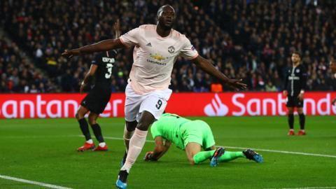 Kemenangan Manchester United, Kembalinya Lukaku